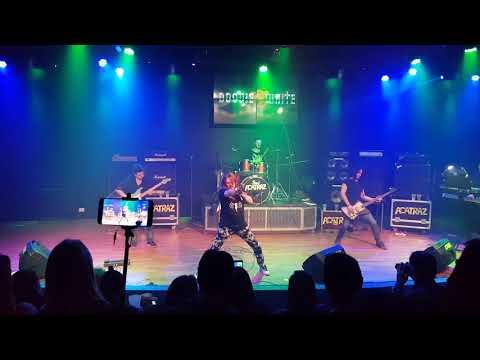 Doogie White - Black Masquerade (Rainbow) Buenos Aires 05-2018) PONE ROCK