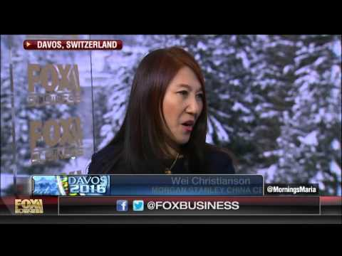 Morgan Stanley China CEO: Chinese market lacks diversity