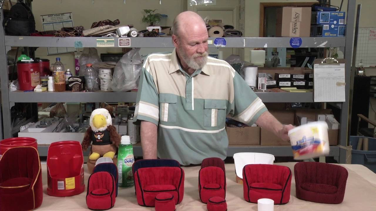 Doll Furniture From Recycled Materials YouTube