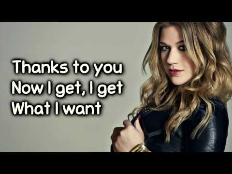 Since U Been Gone  Kelly Clarkson Lyrics HD