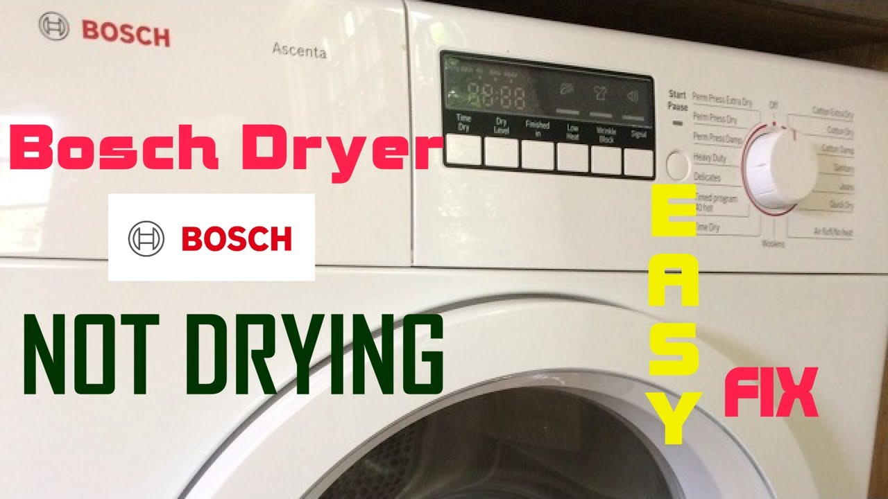 Bosch condenser dryer clogged pump quick fix youtube bosch condenser dryer clogged pump quick fix sciox Image collections