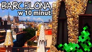 Wycieczka: Barcelona w 10 minut. Zabytki, atrakcje, ciekawe miejsca