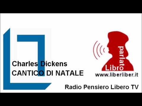 Charles Dickens, Cantico di Natale - Audiolibro