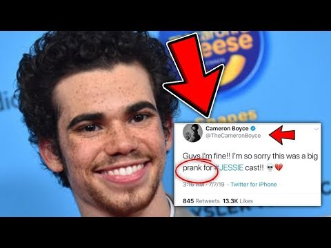 Why People Think Cameron Boyce Is Still Alive...