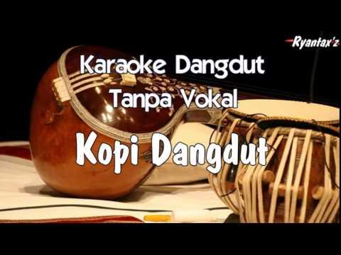 Karaoke Kopi Dangdut (Tanpa Vokal)