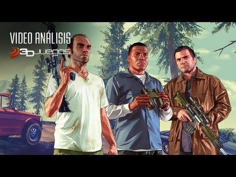 GTA 5 es sublime, una OBRA MAESTRA de Rockstar - ANÁLISIS