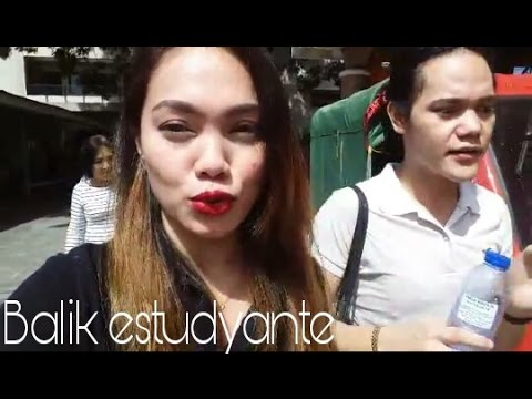 School vlog♡First day of school (San Pedro Technological Institute)