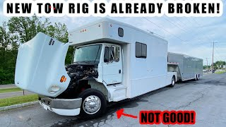 Disaster! I Bought a Big Rig Semi and It's Already Broken!