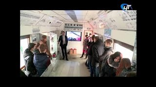видео Центральный музей Октябрьской железной дороги
