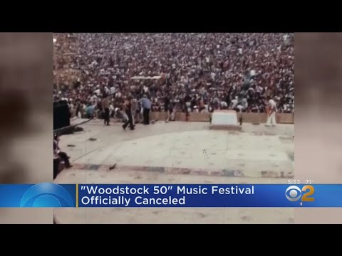 Woodstock 50 Officially Canceled Mp3