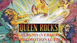 Baixar [081] Queen Rocks - UK Albums (Version 1) and Promotional Items (1997)