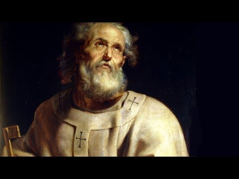 St. Peter, First Pope