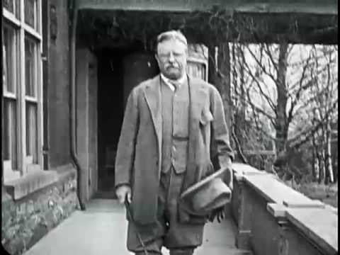 Theodore Roosevelt - Shall We Prepare?