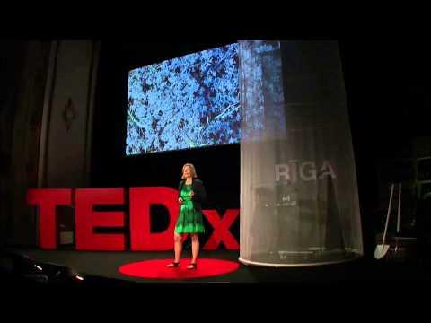 Science In Concert With Nature | Silvija Nora Kalnins And Ingus Ulmanis | TEDxRiga