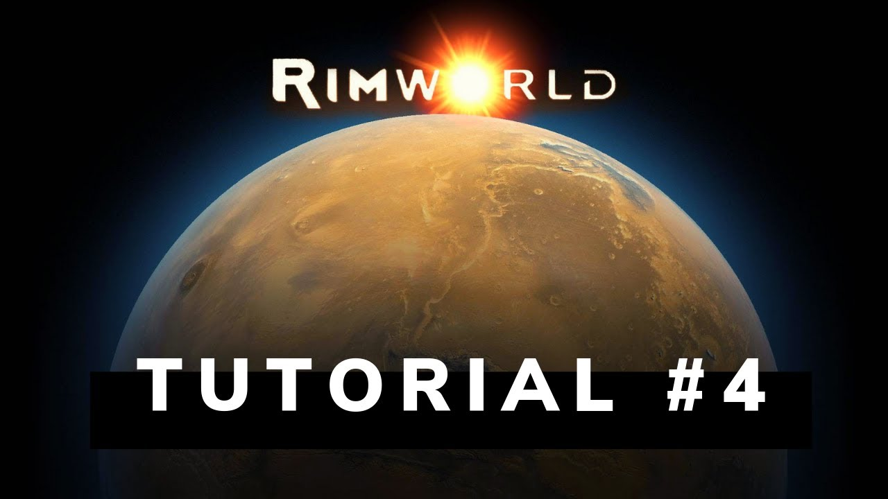 Rimworld Beginner's Guide #4 Kitchen, Butchering and Food Production [1 0]  [2019]