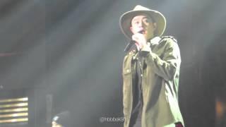 151213 지누션 Jinusean - How Deep Is Your Love (JINUSEAN BOMB Concert 지누션밤 콘서트)