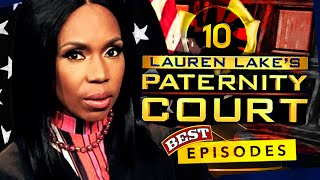 10 Worst Cases on Paternity Court