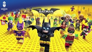Official: friends are family - oh, hush! feat. will arnett and jeff lewis (lego batman soundtrack)