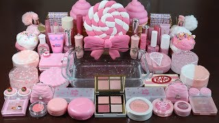 """Download Mp3 Mixing """"pink Food""""makeup,more Stuff & Pinkslime Into Slime!most Sa"""
