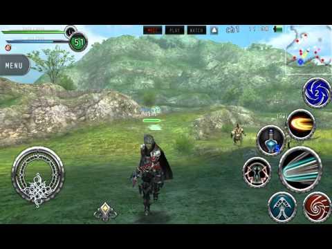 [RPG AVABEL ONLINE] Avabel-gladiator Skills