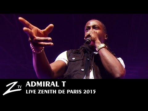 Admiral T Feat Clayton Hamilton - Zénith de Paris 2015 - LIVE HD