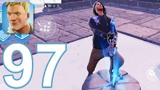 Fortnite - Gameplay Walkthrough Part 97 - New Legendary Sword Infinity Blade (iOS)