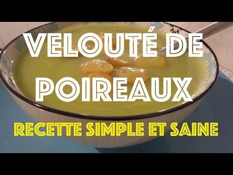 velouté-de-poireaux---recette-simple-d'hiver