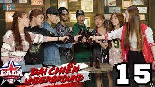 LA LA SCHOOL  TP 15  Season 2  I CHIN UNDERGROUND