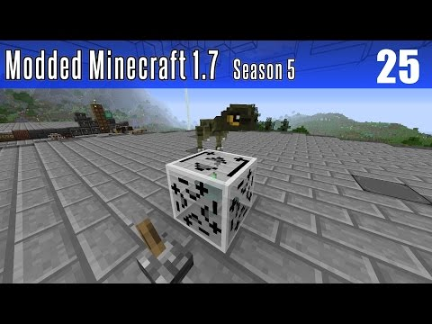 Modded Minecraft 1.7 - S5E25 - Better Building Guide