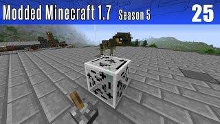 Modded Minecraft 1.7 - S5E25 - Better Building Guide