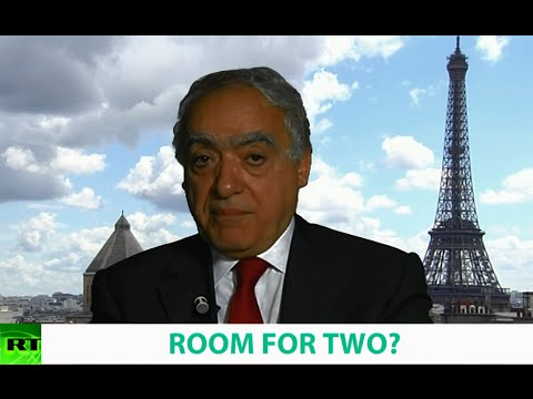 ROOM FOR TWO? Ft. Ghassan Salame, Founding Dean of the Paris School of International Affairs