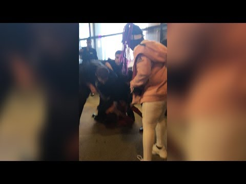 Century 21 security personnel charged with using 'excessive force' on alleged shoplifter