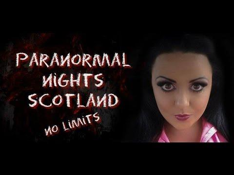 Paranormal Nights Scotland / EDINBURGH UNDERGROUND VAULTS