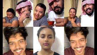 ليونة سوالف وقستات و مع مروان العتيبى