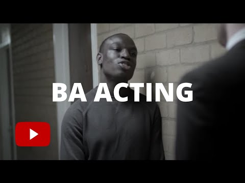 East 15 Acting School- BA Acting course