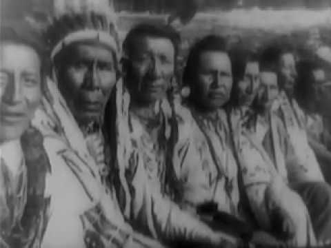 The American Indian: Government Service And Its Problems (1933) Silent