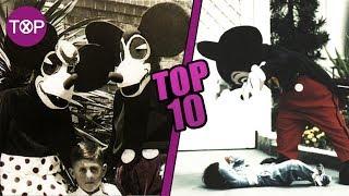 10 Secretos perturbadores sobre parques de Disney