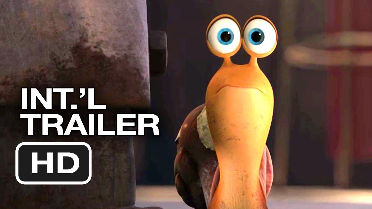 Download Turbo Official International Trailer #1 (2013) - Ryan Reynolds, Bill Hader Movie HD