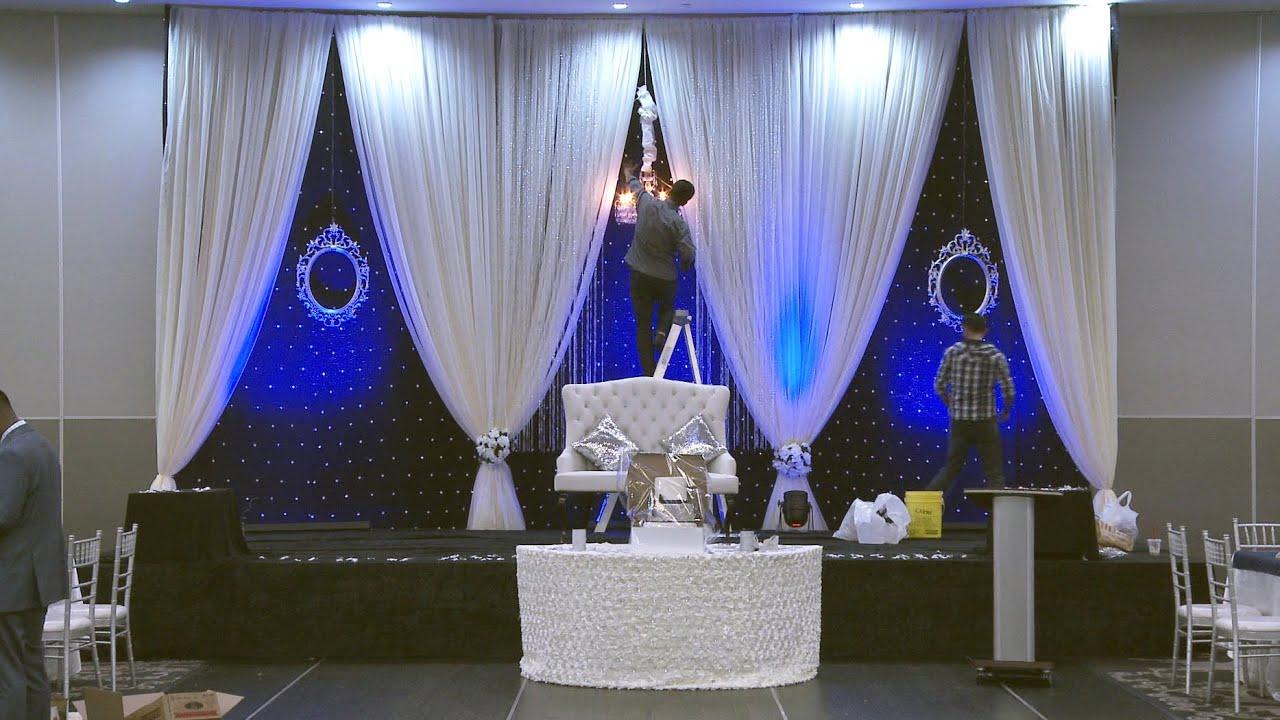 How To Make Wedding Reception Backdrop Toronto 10 Common