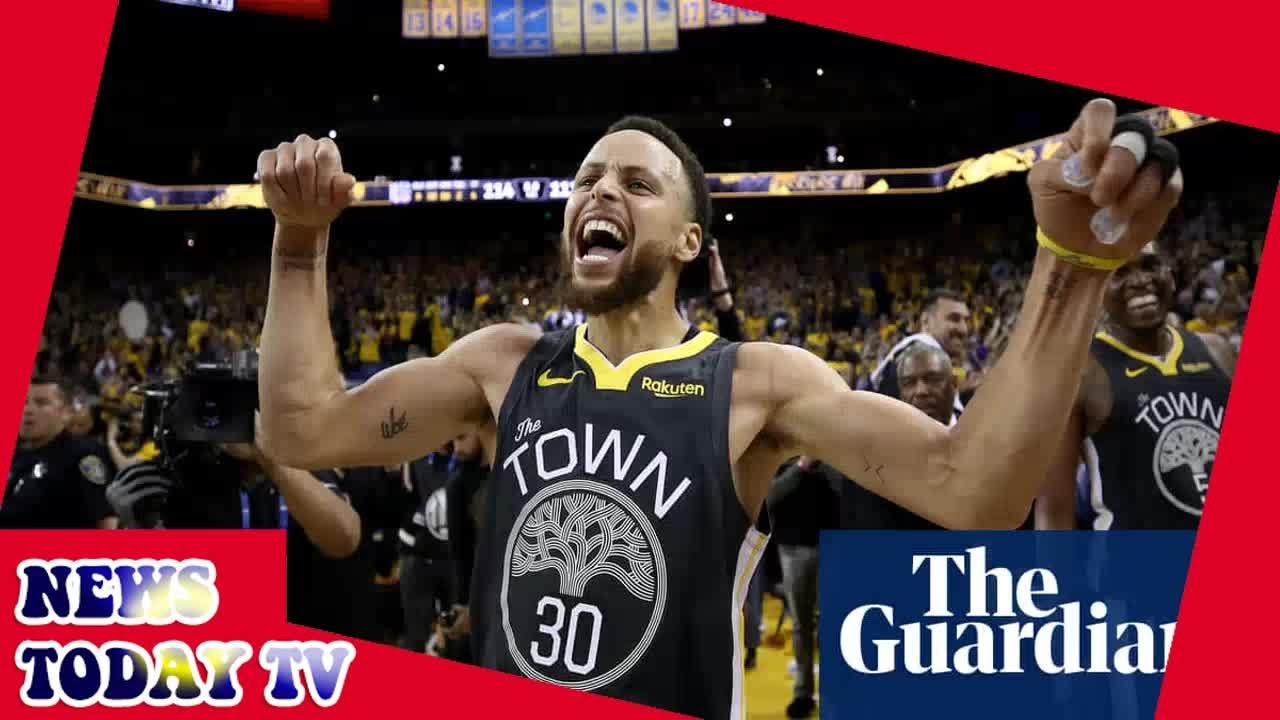 Curry soars as Warriors rally from 15-point deficit to Trail Blazers in Game 2