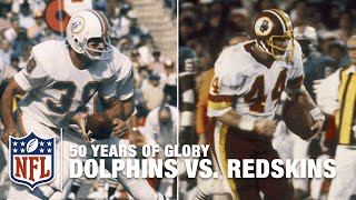 Redskins vs. Dolphins   Super Bowl VII & XVII Highlights   50 Years Of Glory   NFL