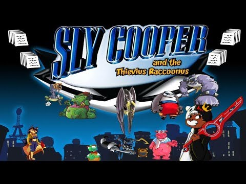 Sly Cooper and the Thievius Racoonous [Mini Review] - CleekGeek
