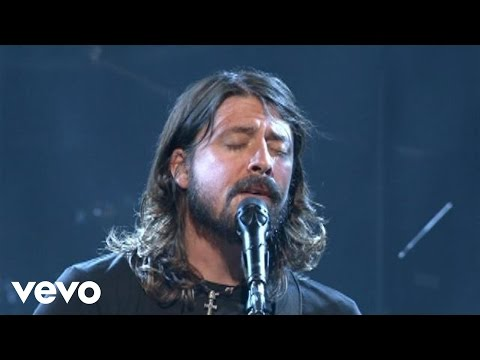 Foo Fighters - Everlong (Nissan Live Sets At Yahoo! Music) mp3