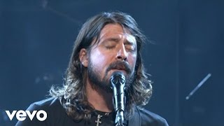 Foo Fighters Everlong Nissan Live Sets At Yahoo Music