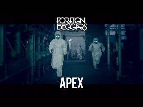 Foreign Beggars - Apex (Produced by Knife Party) - ( Official Video )