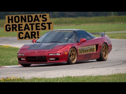 Here's WHY You NEED To Buy An NSX NOW! - 1992 Acura NSX Track Review