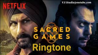 Sacred Games Ringtone Download... Download Link is In Description...