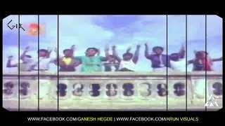 CHINNARI MUTTA -[ CLUB REMIX ] -( G ) H K_-_ ARUN VISUALS