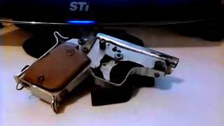 arma caseira 2) calibre 32.