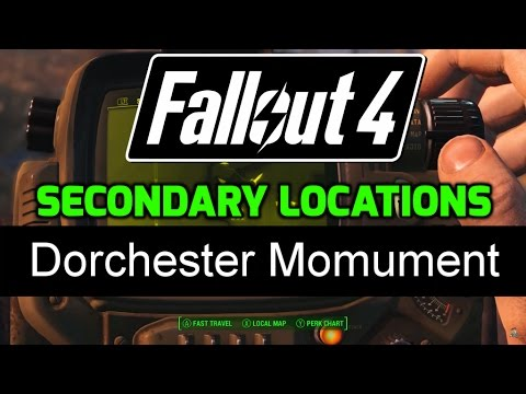 FO4 - Secondary Locations - 18.10 - Dorchester Heights Momument